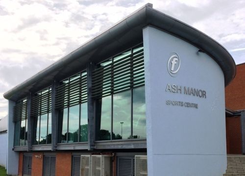 Image of Ash Manor Sports Centre