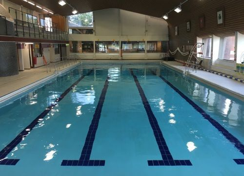 Swimming at brecon leisure centre - University of alberta swimming pool ...