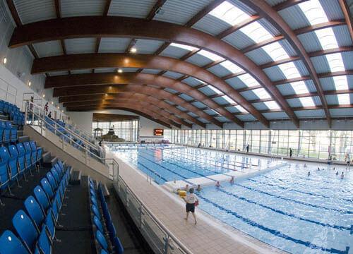 swimming pool hire at k2 crawley