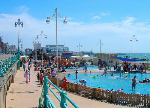 Image of Brighton & Hove Paddling Pools