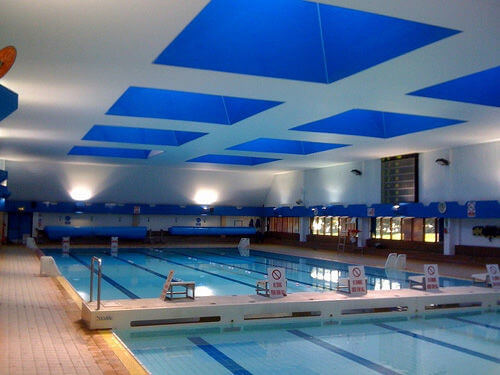 Image of Summerfields Leisure Centre
