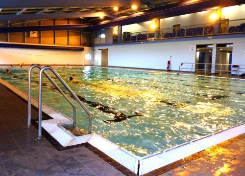 crowborough pool