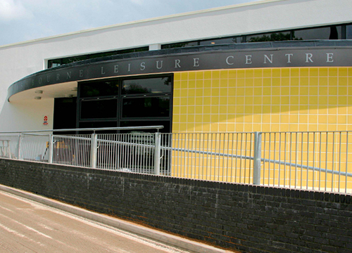 Image of Ashbourne Leisure Centre