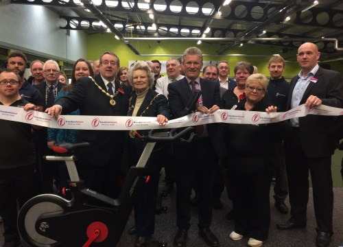 official opening gym
