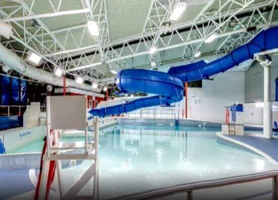 Malvern Splash Leisure Centre Worcestershire Freedom Leisure