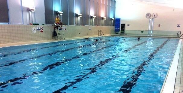 Swimming At Nene