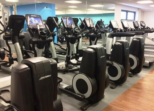 The Pemberton Centre Leisure Centre Gym In Rushden