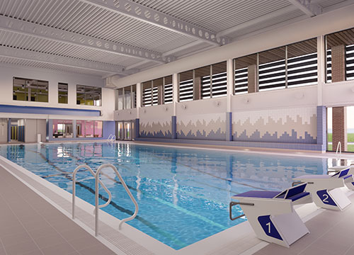 Swimming Pool | Stone leisure Centre