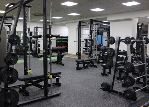 Image of de Stafford Sports Centre | new gym & studios now open