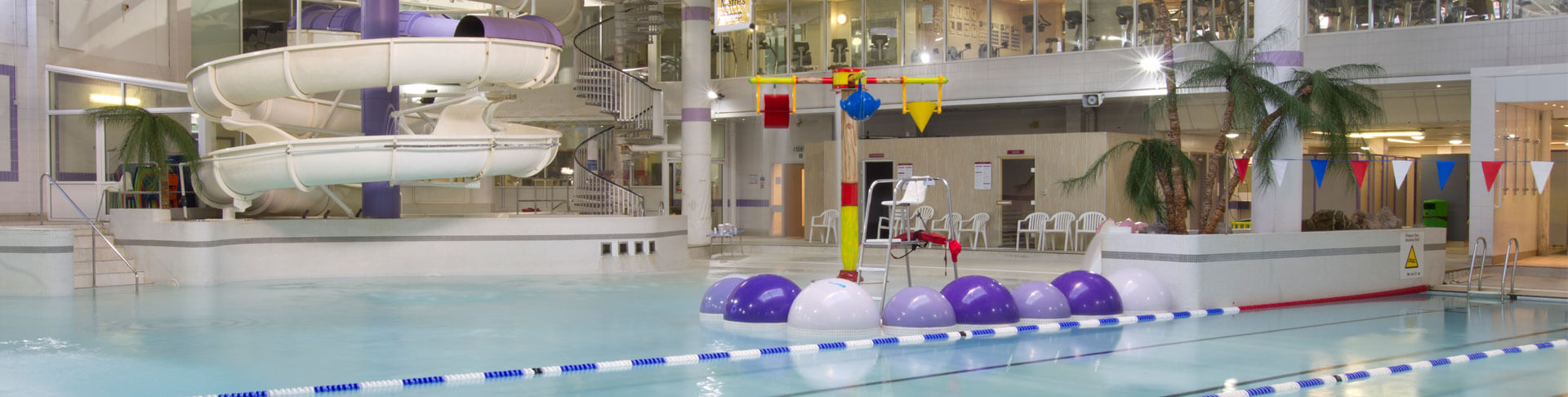 swimming at tandridge leisure centre
