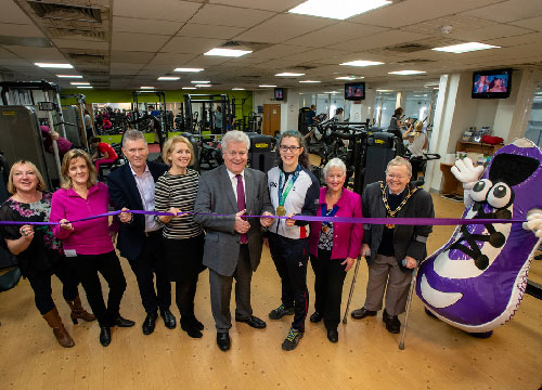 Tandridge leisure centre gym pool and exercise classes - Oxted swimming pool opening hours ...