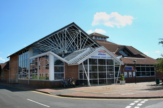 tandridge leisure centre