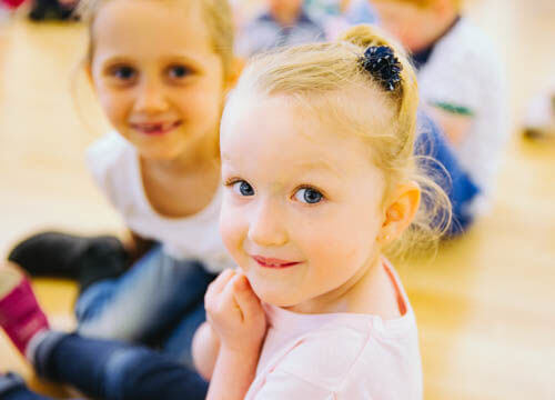creche for children aged 6 weeks-5 years at crowborough leisure centre