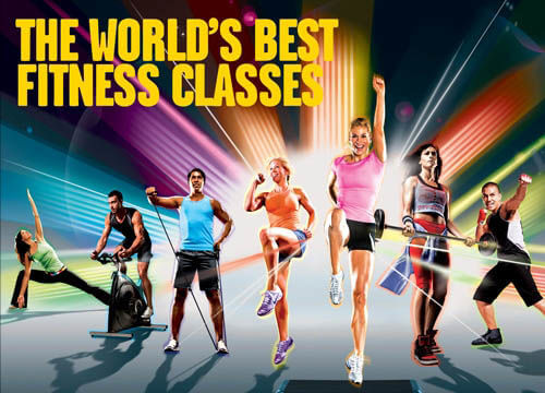 les mills classes at crowborough leisure centre