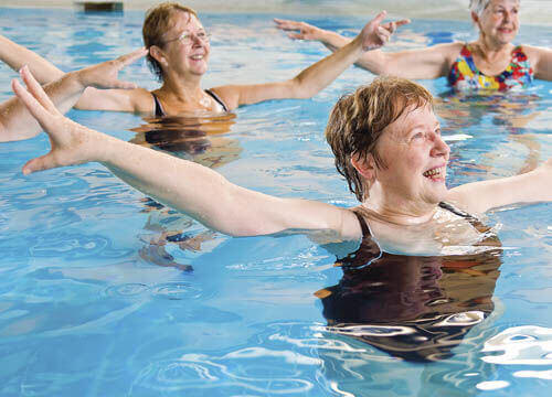 aqua classes at crowborough leisure centre