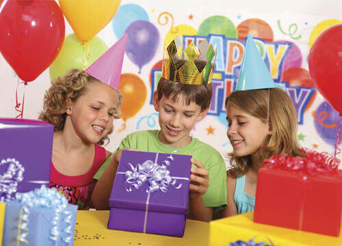 Parties At Helenswood Sports Centre - Childrens birthday parties in milton keynes