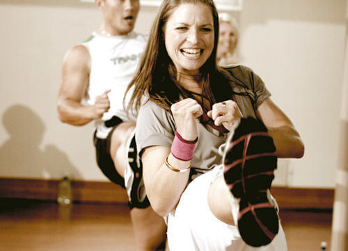 Fitness Classes At Woking Leisure Centre