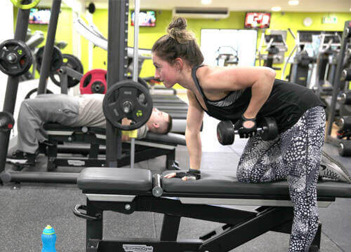 Tandridge Leisure Centre | gym, pool and exercise classes in