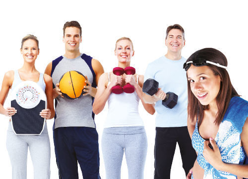 Brighton and Hove 7 site fitness membership