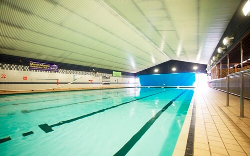 Image of George Campbell Leisure Centre