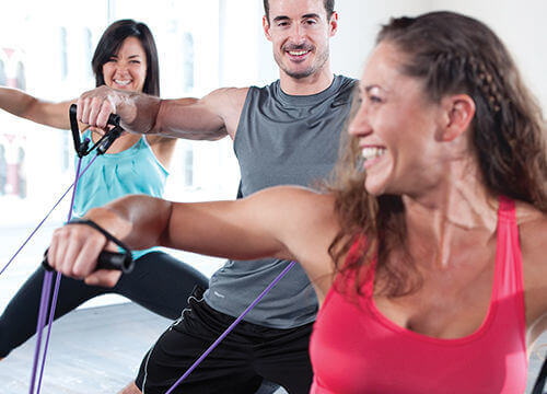 Gym and classes with Freedom Leisure
