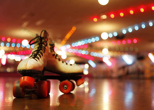 roller disco crowborough leisure centre