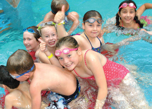 Birthday Parties at Brecon Leisure Centre