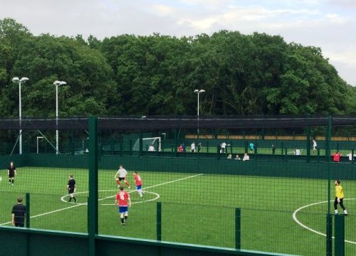 Woking Leisure Centre 3G pitches