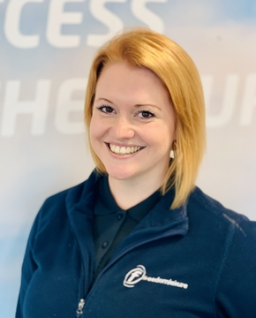 Carly Hope - The Nene Centre's head of our creche. Carly strives to create a fun, safe, and creative environment  for your children, Carly is Level 3 qualified childminder, so you can be assured your child is in safe hands.