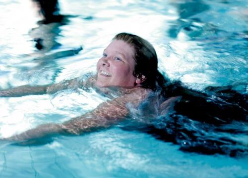 Adults only and female only swimming sessions Female only swimming pool melbourne